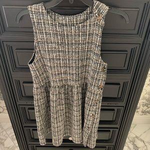 Girls button ZARA dress